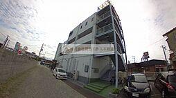 大阪府堺市北区黒土町の賃貸マンションの外観