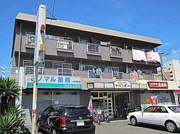 西川マンション[0203号室]の外観