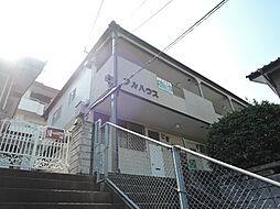 福岡県北九州市八幡西区大浦3丁目の賃貸アパートの外観