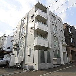 北海道札幌市白石区南郷通14丁目の賃貸マンションの外観