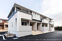 三ヶ尻アパート[2階]の外観