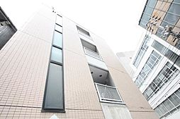 香川県高松市天神前の賃貸マンションの外観
