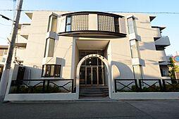 兵庫県西宮市北昭和町の賃貸マンションの外観