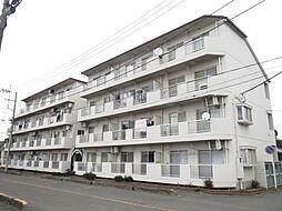 埼玉県川越市藤原町の賃貸アパートの外観
