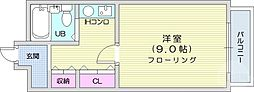 広瀬通駅 5.5万円