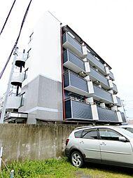 千葉県茂原市千代田町2丁目の賃貸マンションの外観