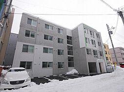 札幌市営南北線 幌平橋駅 徒歩7分の賃貸マンション