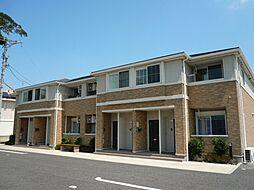 大阪府八尾市久宝寺5丁目の賃貸アパートの外観