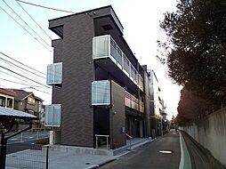 東京都葛飾区奥戸1丁目の賃貸マンションの外観