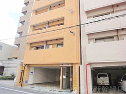 広島県広島市東区若草町の賃貸マンションの外観