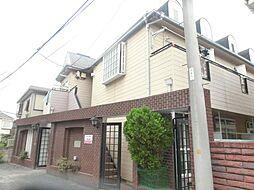 埼玉県さいたま市浦和区神明2丁目の賃貸アパートの外観