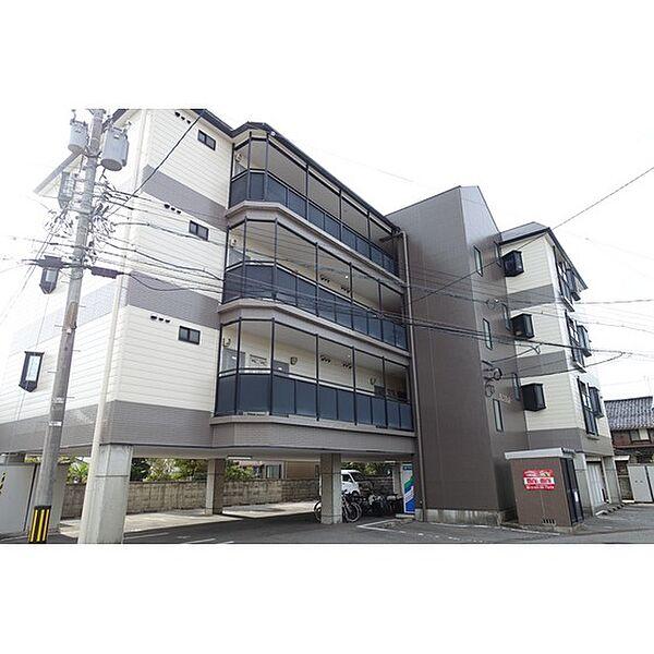 サンシャトー宝 2階の賃貸【富山県 / 高岡市】