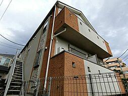 サザンウィンズ横浜[203号室]の外観