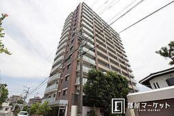 愛知県豊田市日南町3丁目の賃貸マンションの外観