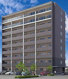 北海道札幌市豊平区月寒西一条5丁目の賃貸マンションの外観