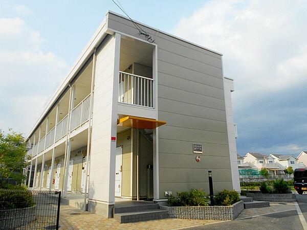 レオパレスTakuyaIII 2階の賃貸【奈良県 / 奈良市】