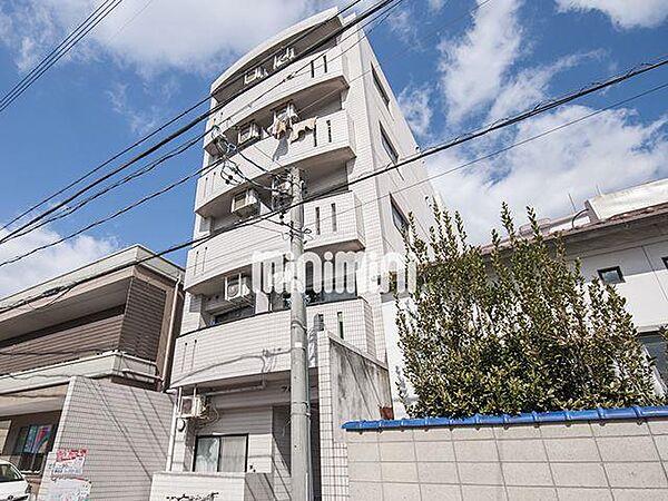 フォンティーヌ内田橋[4階]の外観