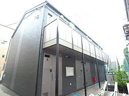 東京都足立区綾瀬5丁目の賃貸アパートの外観