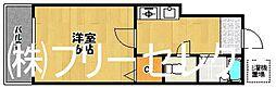 千代県庁口マンション[1階]の間取り