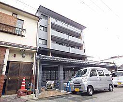 京都府京都市上京区東千本町の賃貸マンションの外観