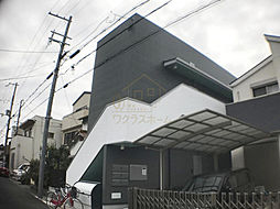 大阪府堺市堺区八千代通の賃貸アパートの外観