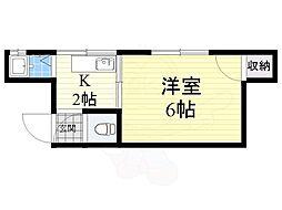 長居駅 2.2万円