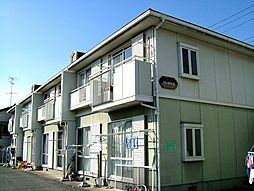 リバーサイドA号棟[1階]の外観