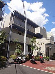 サンフェスタ東福寺B棟[201号室]の外観