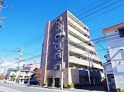 東京都小金井市貫井北町5丁目の賃貸マンションの外観