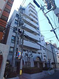 メロディハイム新大阪[606号室]の外観