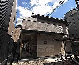 京都府京都市下京区新町通正面下る平野町の賃貸アパートの外観