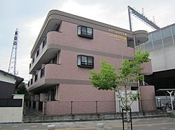 ドリームハウスIII[2階]の外観