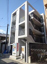 京都府京都市上京区千本通下立売下る小山町の賃貸マンションの外観