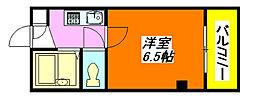 高井田ル・グラン 301号室[3階]の間取り