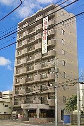 北海道札幌市中央区北六条西13丁目の賃貸マンションの外観