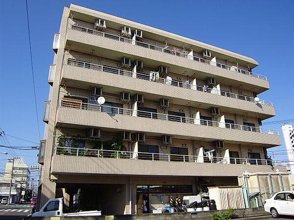 司ハイムII[4階]の外観