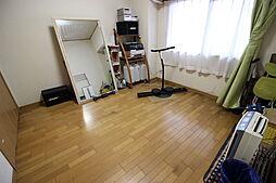 6.8帖洋室 趣味部屋として 家事部屋として 書斎として マルチに使用できる居室です