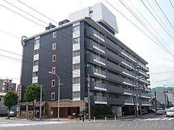 北海道札幌市中央区北二条西28丁目の賃貸マンションの外観