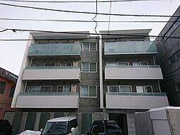 ミッドタウンテラスA棟[4階]の外観