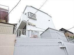 神奈川県横浜市戸塚区上矢部町の賃貸アパートの外観
