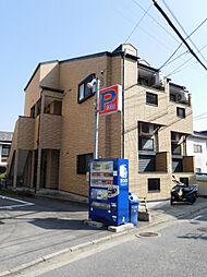 福岡県福岡市博多区住吉4丁目の賃貸アパートの外観
