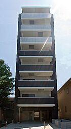 大阪府東大阪市徳庵本町の賃貸マンションの外観
