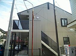 アンビション弐番館[2階]の外観