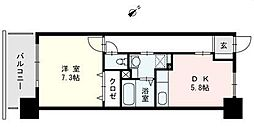 ジャスティスVP[3階]の間取り