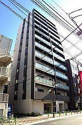 東京都中央区八丁堀2丁目の賃貸マンションの外観