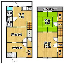 金剛駅 5.2万円