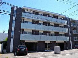 北海道札幌市西区発寒七条11丁目の賃貸マンションの外観
