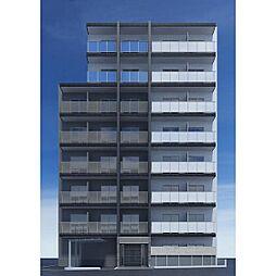 ラフィスタ川崎IV[8階]の外観
