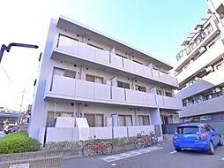 ソレアード21[3階]の外観