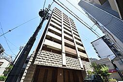 プレサンス三宮ルミネス[5階]の外観
